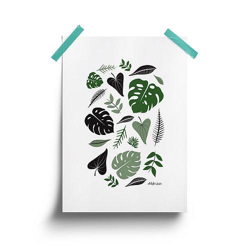 Plant Life Print