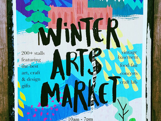 Event | Winter Arts Market 2017, Liverpool Cathedral