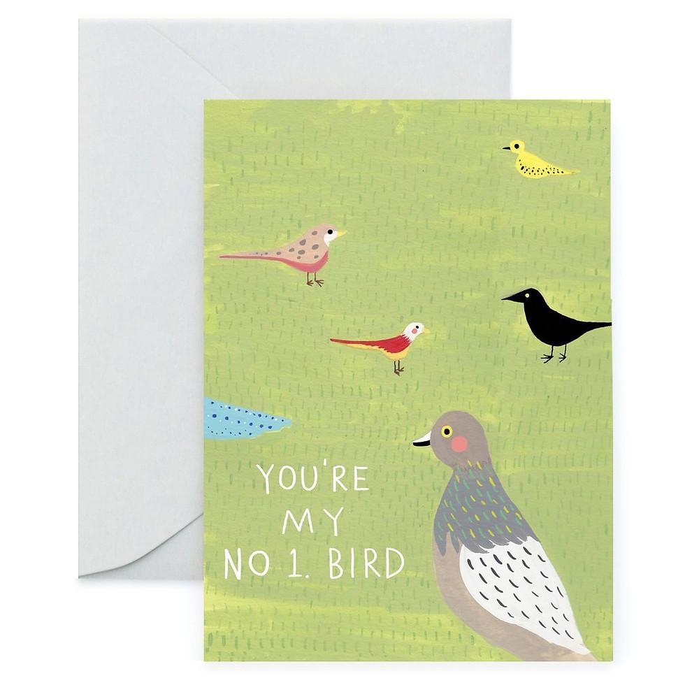 My One + Only Card by Carolyn Suzuki