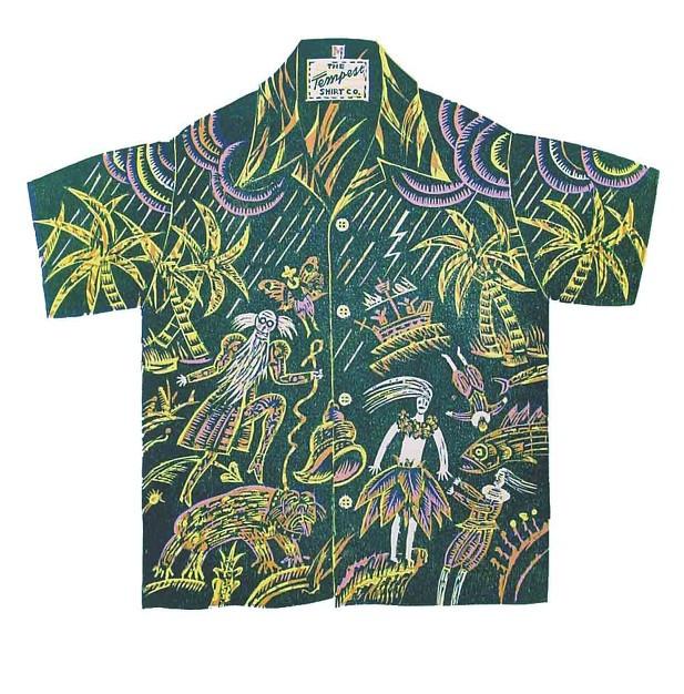 The Tempest Shirt Co., Bernard Lodge