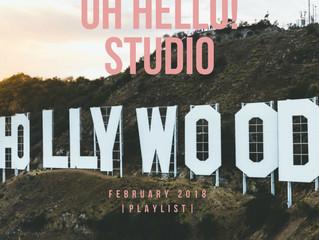 Sounds | February 2018 Playlist