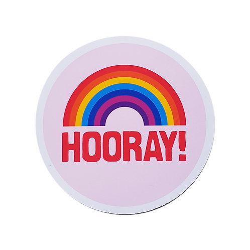 Wholesale | Hooray! Sticker