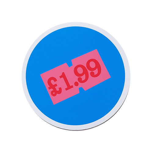 Wholesale | Price Tag Sticker