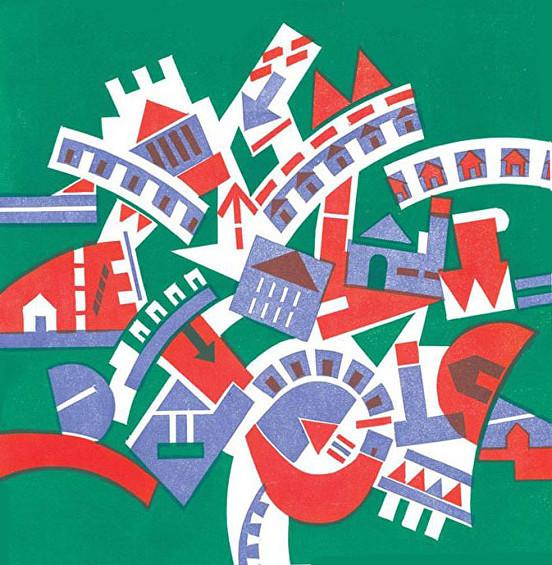 Artists' Open House, Bernard Lodge