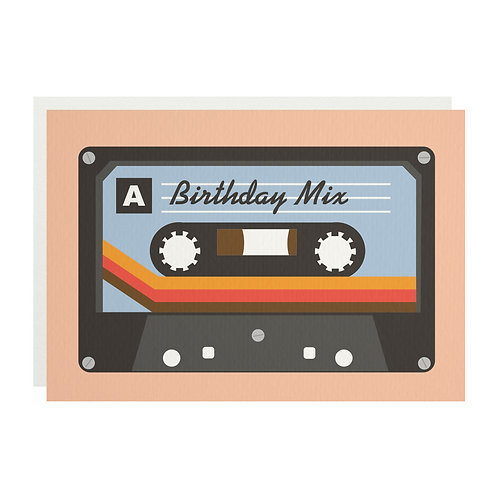 Wholesale | Birthday Mix Greetings Card