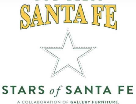 Stars for Santa Fe