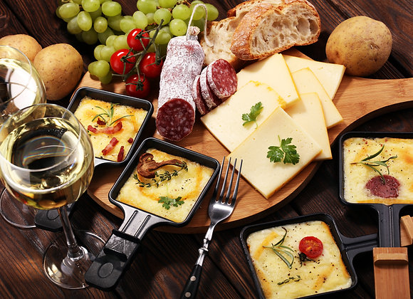 Plateau Raclette Classique