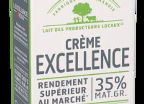 Crème fraîche liquide Excellence 35%