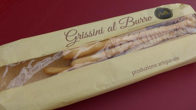 Grissini al Burro