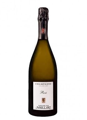 Champagne Rosé Nicolas Maillart