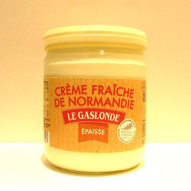 Crème fraîche épaisse Le Gaslonde