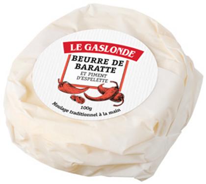 Beurre de baratte Aromatisé Le Gaslonde