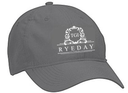 TGI Ryeday Cap (Grey/White Embroidery)