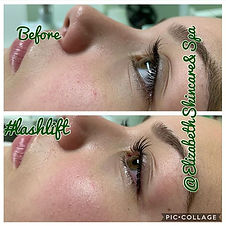 #lashlift perfect lashes every day, with