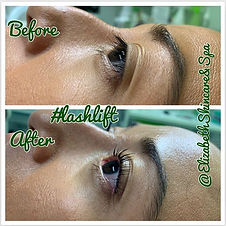 Lashes #lashlift that stays perfect for