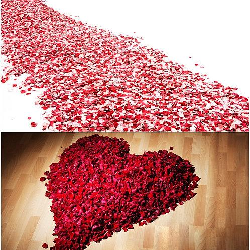 Wedding Accessories 5000/Pack Rose Petals Romantic Artificial Rose Petals