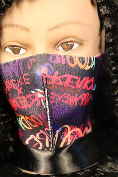 Graffiti Mask Only