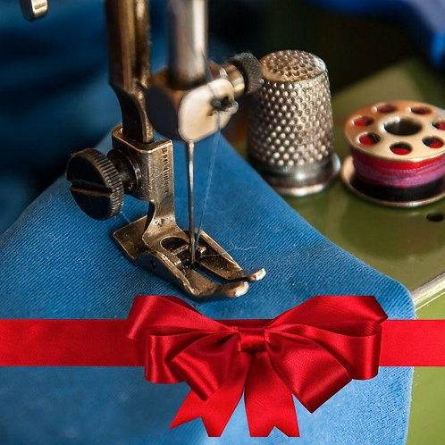 VIRTUAL Advanced Sewing Course