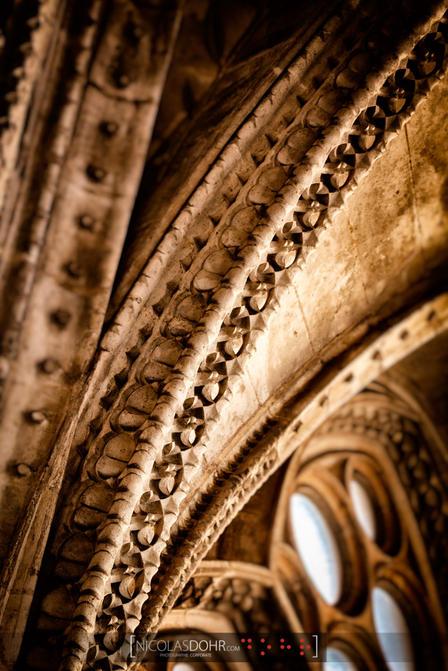 Detail, La Sagrada Familia, Barcelona