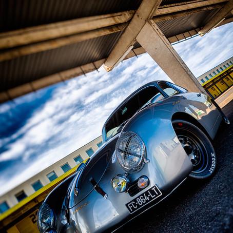 Porsche de collection