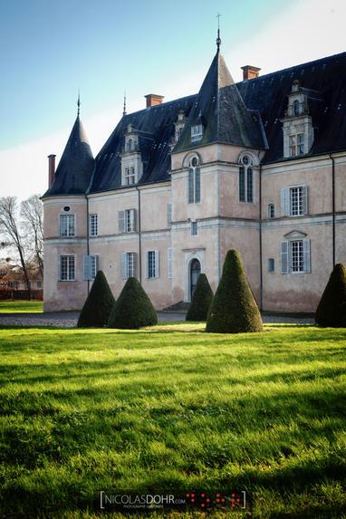 Castle of Fléville-devant-Nancy
