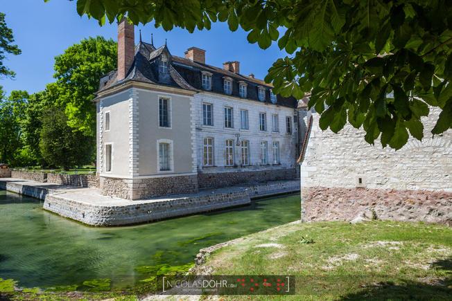 Droupt-Saint-Basle Castle