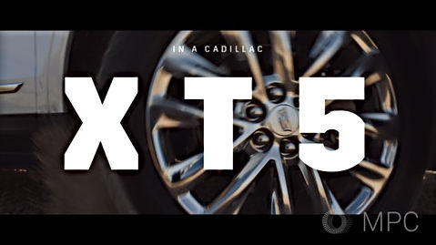 CADILLAC XT5 - Take Flight