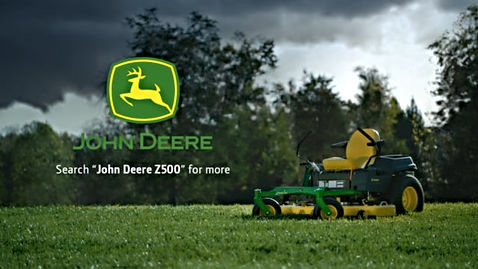 John Deere - Storm Brewin