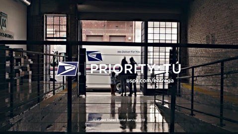USPS - Growing Together
