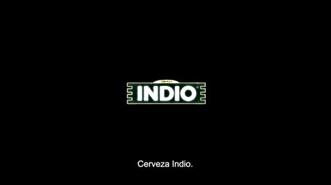 Cerveza Indio (2017)