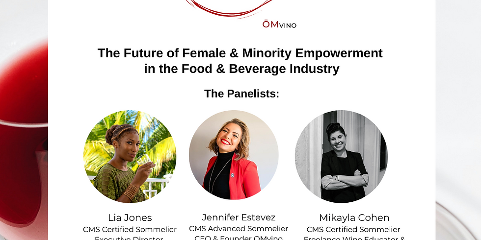 The Future of Female & Minority Empowerment in the Food and Beverage Industry