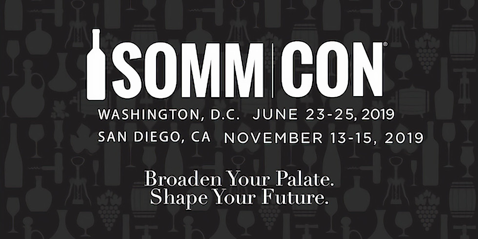 """SommCon """"Viewing Wines Through the Lens of Diversity"""""""