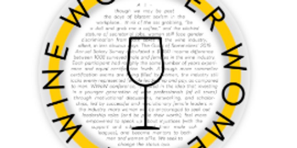 Wonder Women of Wine Conference
