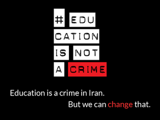 Education Is Not A Crime Campaign - Ottawa