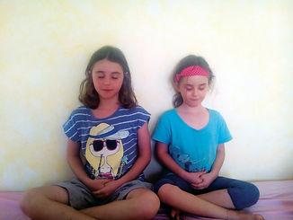 מדיטציה לילדים במרכז מנורה