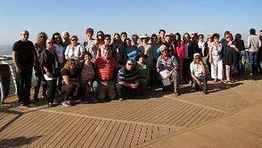 טיול מדיטציה אמצע מאי 2014 לגבול לבנון