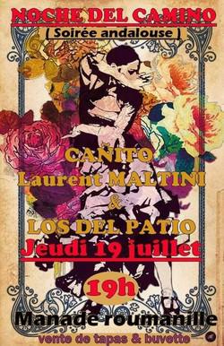 Concert gipsy Feria/Bodega