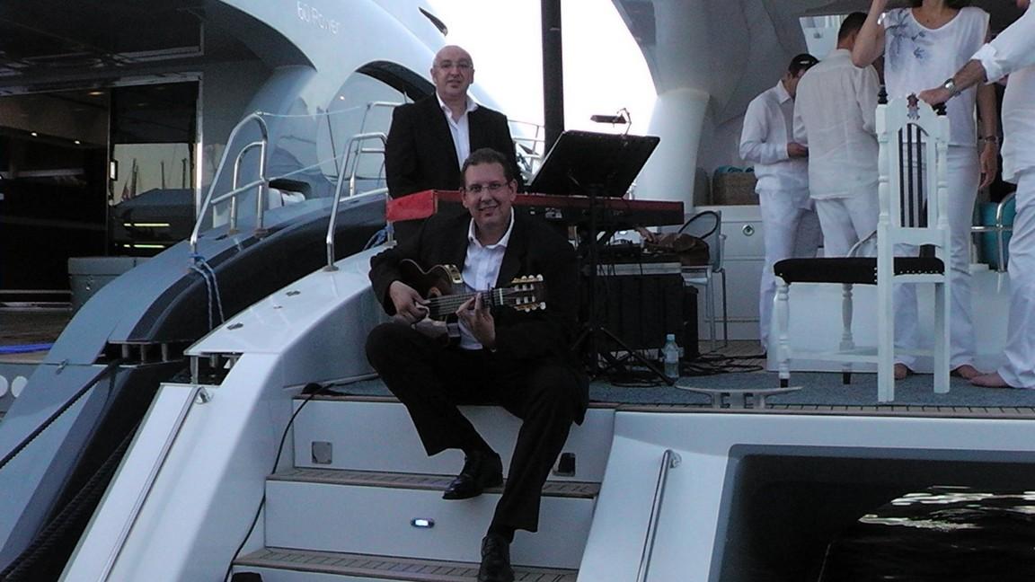 Soirée VIP Yacht Cannes