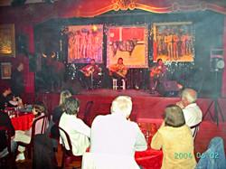 le Mas de Capelans Cabaret Nimes