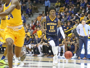 Morant Gets Third Career Triple-Double - Racers Roll Past Morehead State
