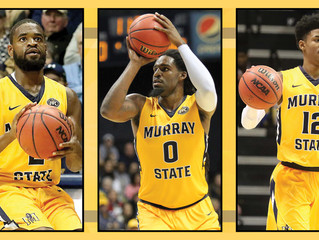 Three Racers All-OVC First Team - Stark Player Of The Year