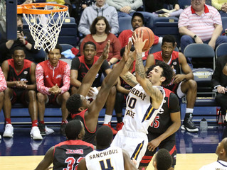 Racers Host Govs In Heritage Bank Battle Of The Border