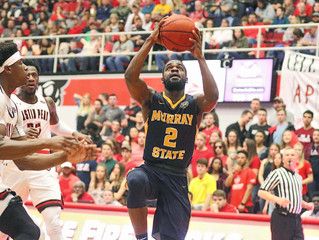 Second Half Lightning Strike Leads Racers To OVC Championship