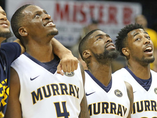 Record Crowd Watches Racers Clinch Share Of OVC Championship