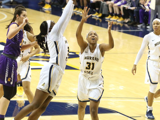 Racers Travel to EIU Looking to Secure Postseason Berth