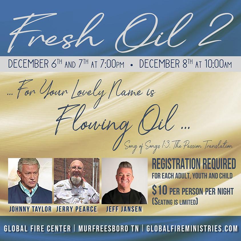 Fresh Oil 2