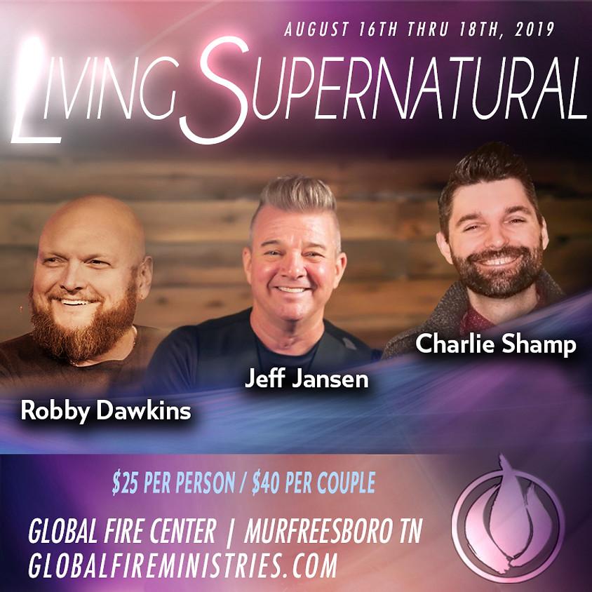 Living Supernatural