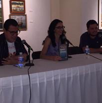 """Presentación de """"Nadie que me comprenda"""" en el Festival Cultural de Mazatlán 2018."""