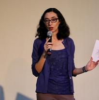 """Presentación de """"Un amigo virtual"""" en Casa Haas, Mazatlán, Sinaloa."""