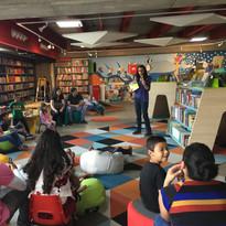 """""""Encrucijada"""" en la Librería Carlos Fuentes, Zapopan, Jalisco."""